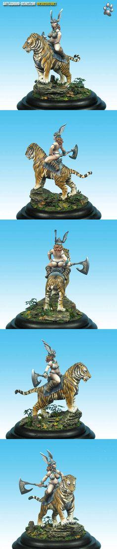 Barbarian Libby