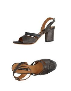 ALBERTO FERMANI Women's Sandals Steel grey 5.5 US #WomensSandals