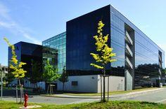 atrium v administrativní budově - Hledat Googlem