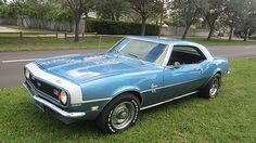 1968 Chevrolet Camaro 305 CI, Automatic presented as lot T156.1 at Kissimmee, FL 2015 - image1