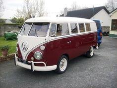 Volkswagen Minibüs