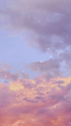 Ed Wallpaper, Pink Wallpaper Girly, Night Sky Wallpaper, Iphone Wallpaper Tumblr Aesthetic, Iphone Background Wallpaper, Butterfly Wallpaper, Aesthetic Pastel Wallpaper, Scenery Wallpaper, Kawaii Wallpaper