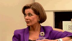 definition of side eye from Ms Lucille Bluth