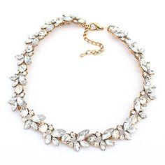 4.00 Urparcel Crystal Flower Pendant Statement Bib Chunky Charm Choker Necklace Silver Urparcel http://www.amazon.com/dp/B0107PJK4E/ref=cm_sw_r_pi_dp_C5Cewb1H78NKR