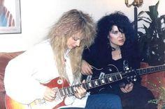 Ann and Nancy, 1985
