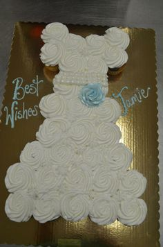 Super cute wedding shower idea/ this would be so cute for granddaughter birthday
