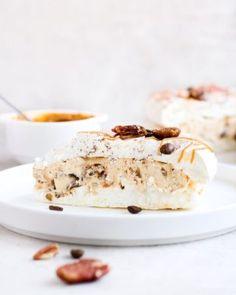 Pączki pieczone - Justyna Dragan Krispie Treats, Rice Krispies, Creme Brulee, Blondies, Kiwi, Cereal, Pudding, Cookies, Breakfast