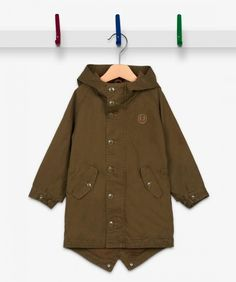 Fred Perry - Kids Fishtail Parka