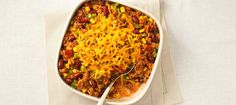 Mexican Rice with Cheddar - Recipes Recipes Using Rice, Rice And Beans Recipe, Mexican Rice Recipes, Mexican Dishes, Mexican Food Names, All U Can Eat, College Cooking, Eating Light, Potato Dishes