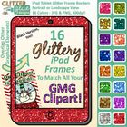IPad Tablets Galore! Your students will flip when they see these glittery, fun iPad tablet frames and you will be the talk of the school for making...