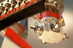 Atemag Functionline Quattro CNC Router Aggregate at Scott+Sargeant Woodworking Machinery / UK