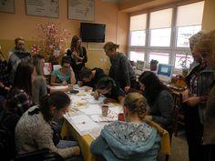 """BIBLIOTEKI SZKOLNE ONLINE: """"Malowane kawą"""" - kreatywne warsztaty"""
