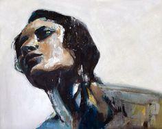 """Saatchi Online Artist Benjamin Garcia; Painting, """"Veronica"""" #art"""