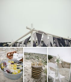 Real Wedding at Paternoster Lodge {Katie