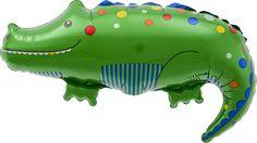 Cute Crocodile Balloon