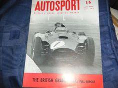 1956 BRITISH GP STIRLING MOSS FANGIO HWM JAGUAR DE PORTAGO PETER COLLINS BEHRA Jaguar, Jochen Rindt, Stirling, Britain, Racing, Running, Auto Racing, Star Ring