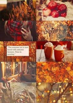 I can't wait for Fall