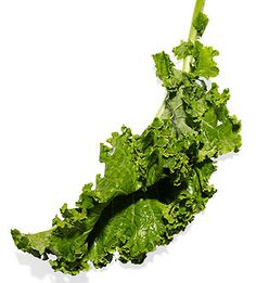 Kale! Make chips by stripping the leaves off the tough, inedible stems and tearing them into one-and-a-half-inch pieces. Toss with olive oil and salt and bake at 350 degrees for 10 to 15 minutes, or until crispy.