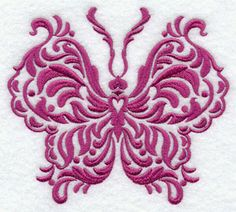 Embroidery Library features one free design.  Patriotic and Celtic Fairies group as well as a large supply of butterflies.
