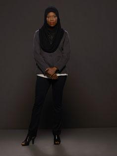 Regina King as Aliyah Shadeed on American Crime
