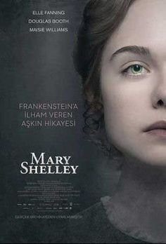 """MARY SHELLEY"" VİZYONA GİRDİ"