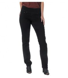 We'll give it to you straight! Jag Jean's Peri Jean with straight leg is the perfect transition piece. Shop now!