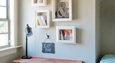 Eine Wandgestaltung und Wanddeko mit Bilderrahmen ist schon ein bekanntes Thema. Was halten Sie aber...