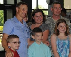 Gary Sinise visits Soldiers, families at Fort Rucker