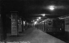 U-Bahnhof Kottbusser Tor 1920