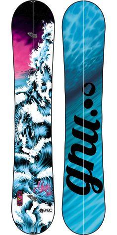 Gnu B-Pro Splits Snowboard - Women's