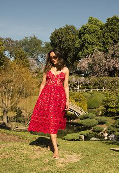 aimee_song_red_self_portrait_dress