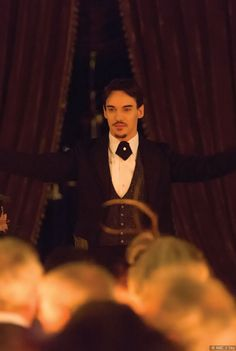 Jonathan Rhys Meyers as Dracula / Alexander Grayson in Dracula TV Series - Pictures From Sky Living HD