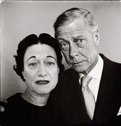 richard avedon's photograph of the duke and duchess