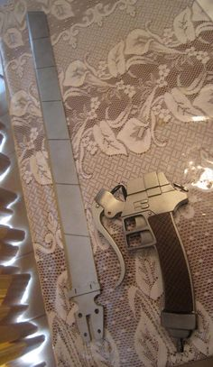 Vorpal Props / Attack on Titan 3D manuever gear project part 2