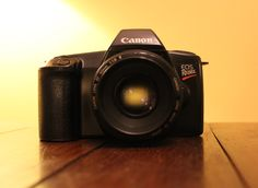 Canon Rebel, 1992 My first SLR 35mm