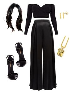 """""""Untitled #9"""" by shelli03 on Polyvore featuring Yves Saint Laurent"""