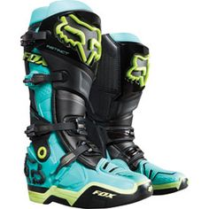 Fox Racing Intake LE Instinct Boots these are it! I'm obsessed!