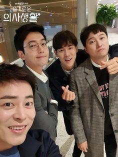 Cho Jung Seok, Yoo Yeon Seok, Drama Korea, Korean Drama, Best Kdrama, Medical Drama, Nerd Love, Korean Entertainment, Kdrama Actors