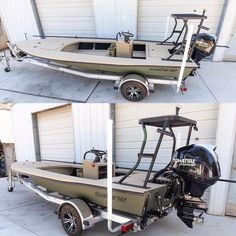 Stitch And Glue Boat Plans Small Fishing Boats, Small Boats, Duck Hunting Boat, John Boats, Center Console Boats, Boat Restoration, Bay Boats, Boat Projects, Aluminum Boat