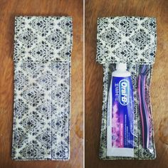 Porta higiene bucal