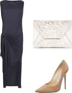 """maturalni look 2"" by predrag-brkljac on Polyvore"