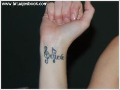 nota musical tatuaje - Buscar con Google