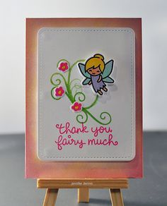 Lawn Fawn - Fairy Friends on Pinterest | Lawn Fawn, Fairies and ...