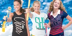 Step 1. Find the perfect summer camp. Step 2. Find the perfect summer campwear. #VarsitySpirit #cheer #dance http://www.varsity.com/publications/Varsity-Spirit-Fashion-2015.html#4