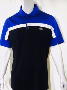 Lacoste ultra dry performance men's polo size 4xl EU 9 NEW on SALE #Lacoste #Polo