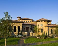 Mediterranean Exterior Design, Pictures, Remodel, Decor and Ideas - page 29