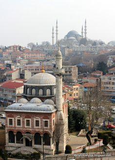My Traveling Joys: Exploring Zeyrekhane in Istanbul: Photo Post
