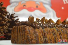 Adoce e alegre seu dia com um Bolo de Avelãs com Chocolate! Boas Festas e um Feliz Natal a todos! http://xamegobom.com.br/receita/bolo-de-avelas-com-chocolate/