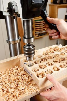 Cool Woodworking Tips - Test A Benchtop Drill Press To Ensure Even Cuts And No Runout - Easy Woodworking Ideas, Woodworking Tips and Tricks, Woodworking Tips For Beginners, Basic Guide For Woodworking :