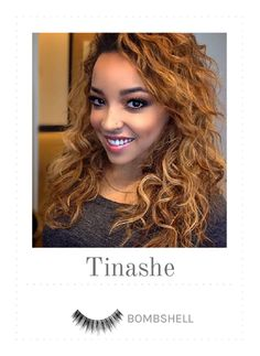 Celebrity Press   House of Lashes in Bombshell with Tinashe #tinashe #bombshelllashes #rnb #music #lashes #celebritylashes #eyelashes #lashgamestrong #houseoflashes